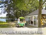 Luipaard Jungalow de Luxe