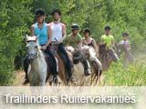 Pony vakantie bij Trailfinders Ruitervakanties
