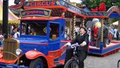 Attractie Ponypark Slagharen - Main Street Parade