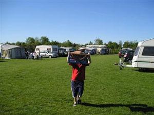 Vakantiepark Slagharen - Camping tent
