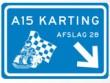 logo A15 Karting