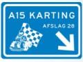 Win gratis A15 Karting kaartjes!