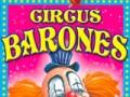 Win gratis Circus Barones kaartjes!