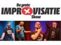 Win gratis De Grote Improvisatieshow kaartjes!