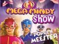 Win gratis Mega Mindy Show De Poppenmeester kaartjes!