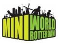 Entree Miniworld Rotterdam: €11,66 (10% korting)!