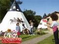 3 of 5 dagen Wigwam Tent Slagharen + Entree: vanaf €74,50 (50% korting)!