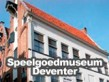 logo Speelgoedmuseum Deventer