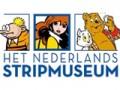 Tickets Nederlands Stripmuseum 2 personen €8,75 (51% korting)!