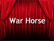 logo War Horse