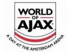 Win gratis World Of Ajax kaartjes!