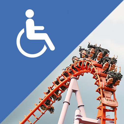 Afbeelding: Toegankelijkheid: Dagje uit met een handicap