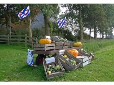 Aldfaers Erf Route Nederland