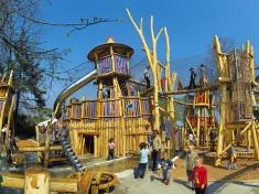 Avonturenpark Hellendoorn Nederland
