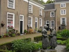 Begijnhof Breda Nederland