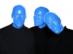 logo Blue Man Group