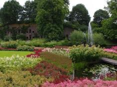 Botanische Tuinen Utrecht Nederland