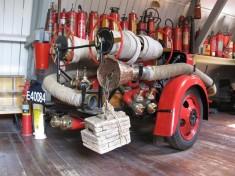 Brandweermuseum Borculo Nederland
