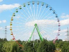 Abenteuer Park Oberhausen Duitsland