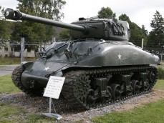 Deutsches Panzermuseum Munster foto 1