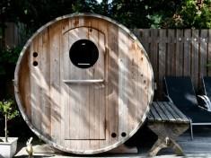 Sauna Vrouwenparochie