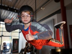 Indoor Skydiving Bottrop Duitsland