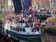 Intocht Sinterklaas 1