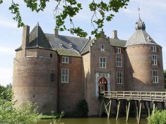 Kasteel Ammersoyen Nederland