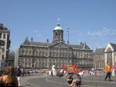 Koninklijk Paleis Amsterdam Nederland
