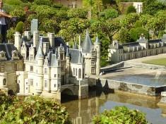 Mini Chateaux Du Val De Loire Frankrijk