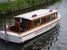 Rondvaart Salonboot Den Haag Delft