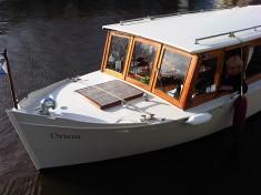 Rondvaart Salonboot Den Haag Delft Nederland