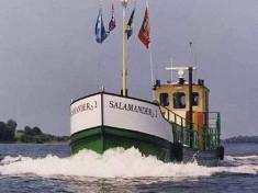 Salamander 2 Bootvissen Nederland