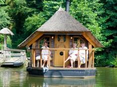 Sauna Drome Putten Nederland