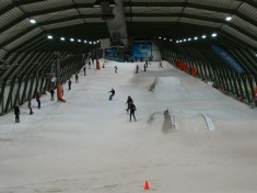 Sneeuwattractiepark Skidome
