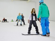 Skidome Terneuzen Nederland