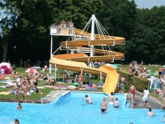 Zwembad Hoeven