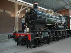 Spoorwegmuseum foto 1