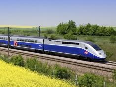 TGV Europe